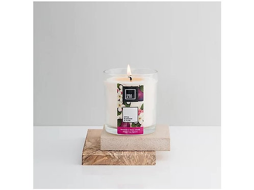 Cannwyll Apple Blossom & Plum Candle