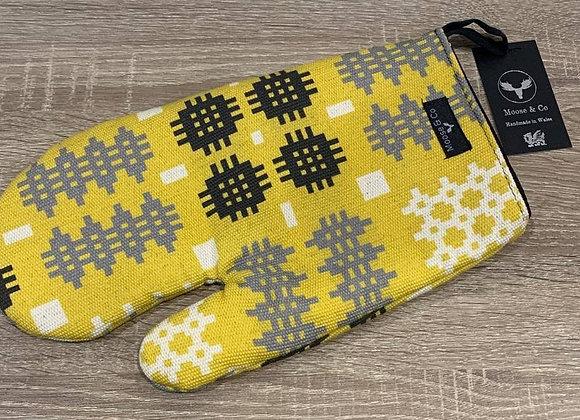 Maneg Ffwrn / Oven Glove