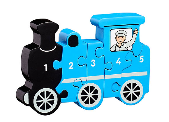 Jig-so Tren Lanka Kade Train Jigsaw