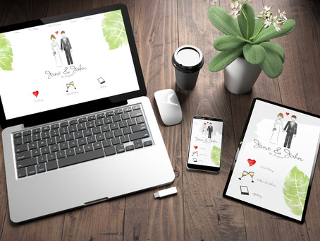 Wedding Website 4-1-1