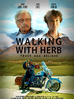 walking with herb NM casting director go