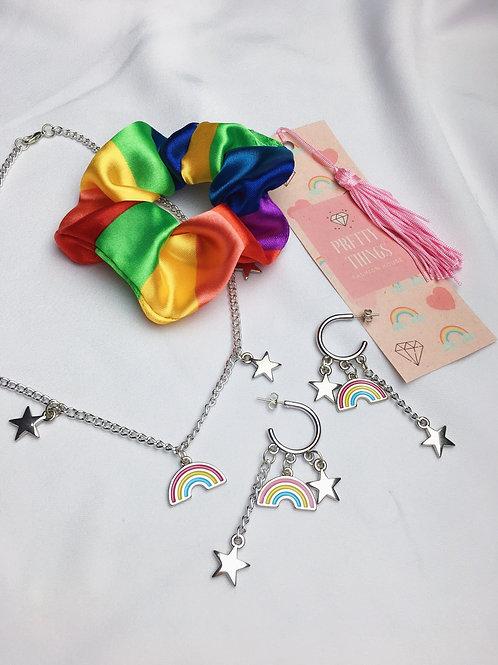 Choker Rainbow