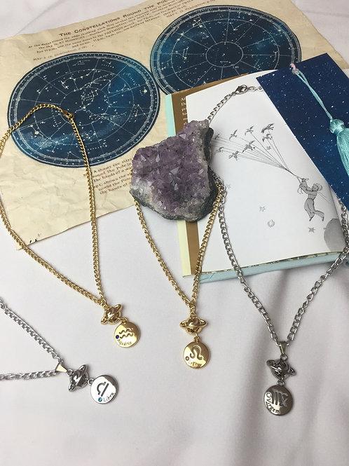 Colar Zodíaco Signos