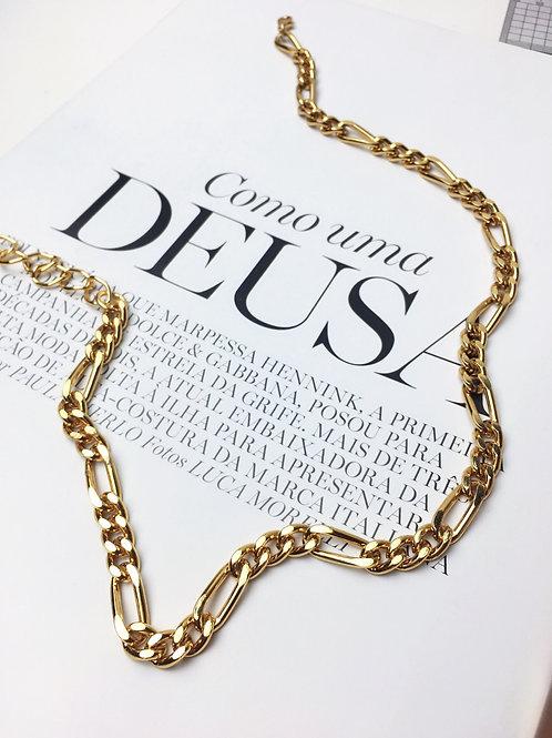 Colar Chain Gold