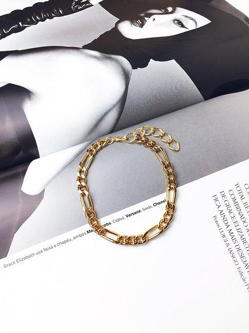 Pulseira Chain Gold