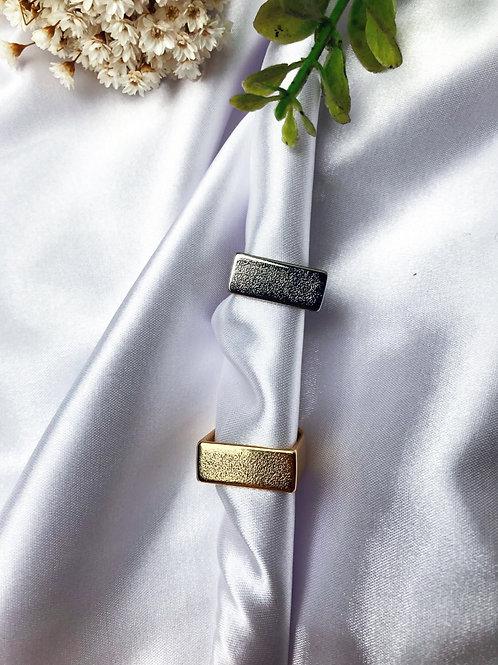 Anel Signet Ring