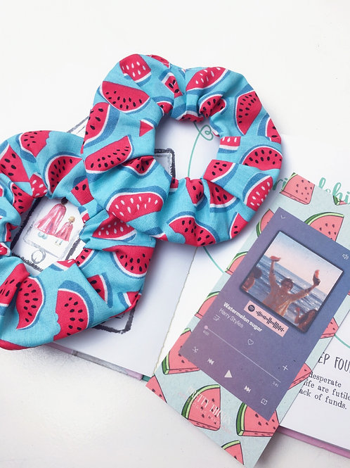 Scrunchie Watermelon