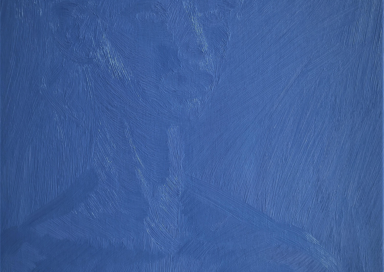 Blue Unknown