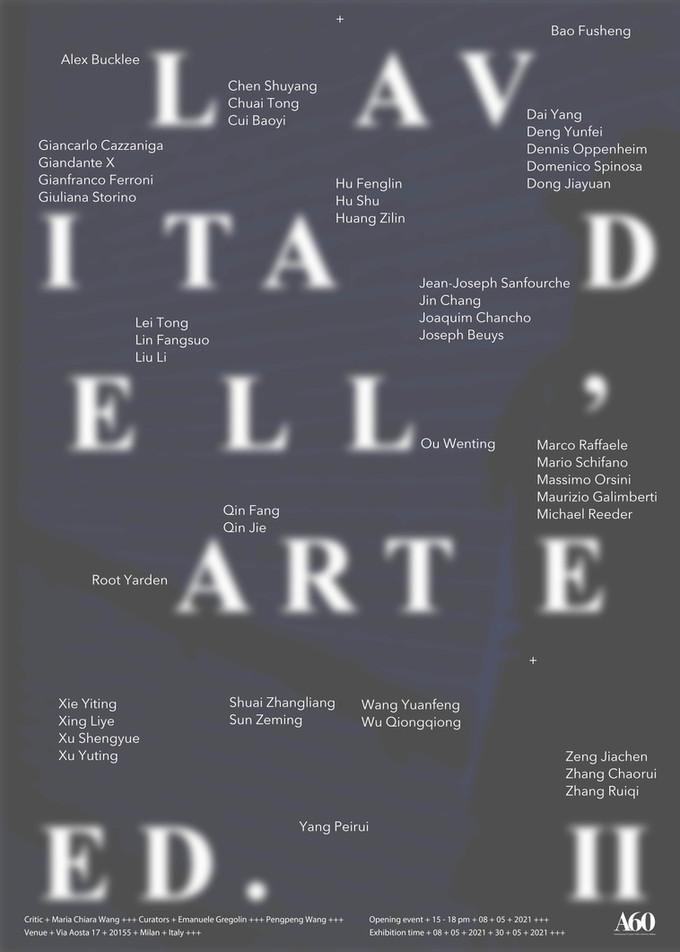 La Vita dell'Arte ed.II