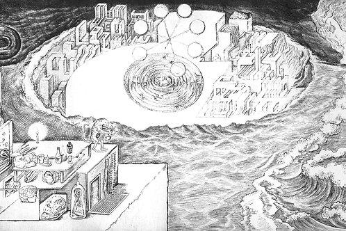 Cai Yu - Escape and Reconstruction II