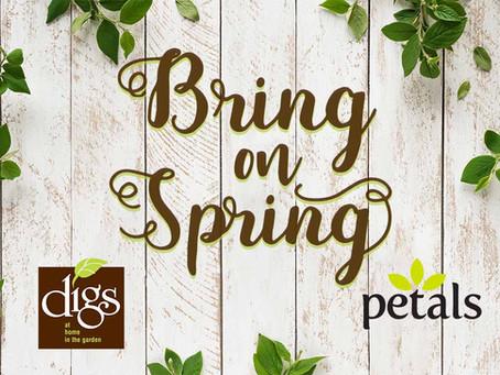 Start of Spring Event