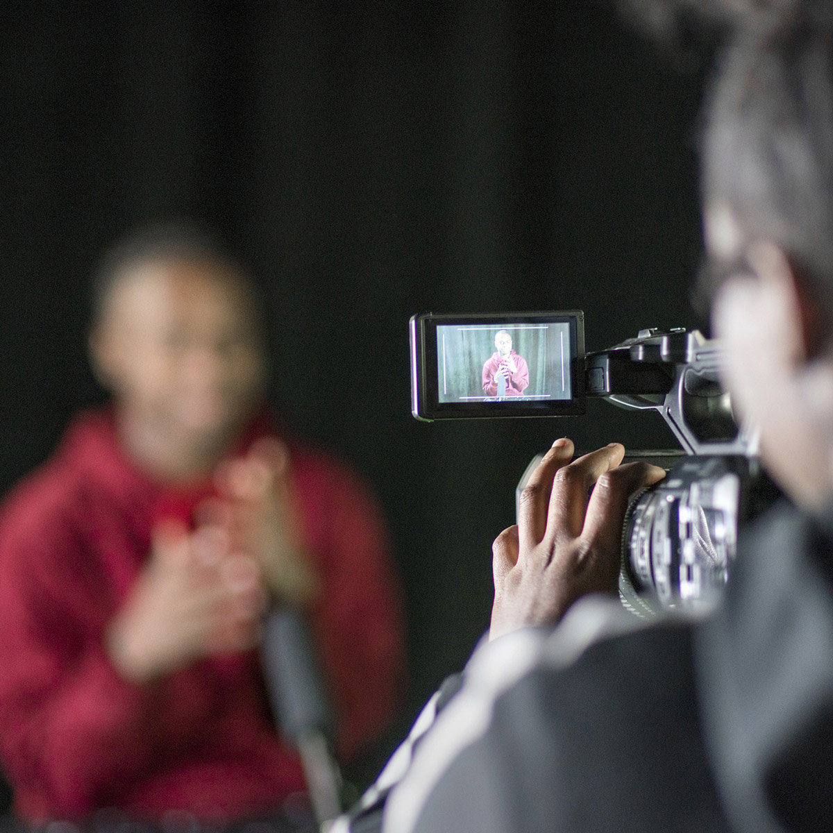 On Camera Intensive & Industry Showcase