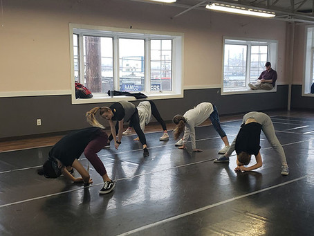 BROADWAY CONNECTION MASTER CLASS - HELLO DOLLY!