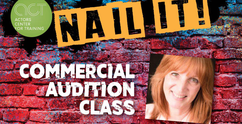 Nail Your Commercial Audition