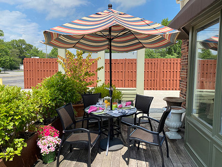 Digs Derby Outdoor Dining Giveaway