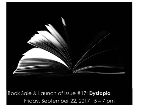 Launch of Issue #17: Dystopia