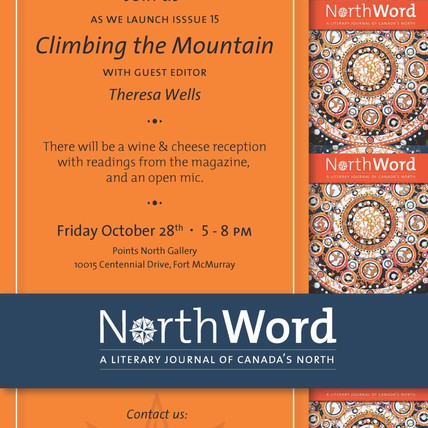 Climbing the Mountain with NorthWord's Issue #15