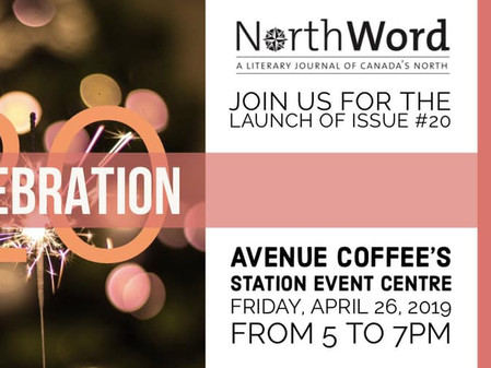 "NorthWord all set for 10th Anniversary ""Celebration"" this Friday"