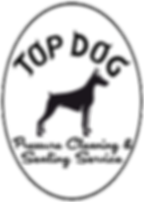 Top Dog Pressure Cleaning Logo
