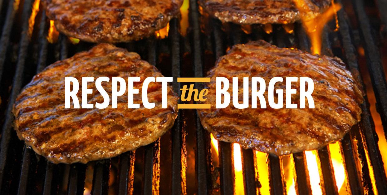 Respect the Burger