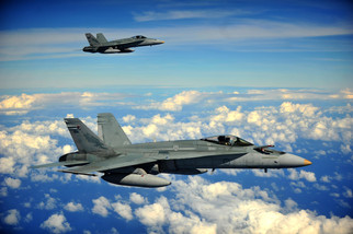 Two_Royal_Australian_Air_Force_F-A-18_Ho