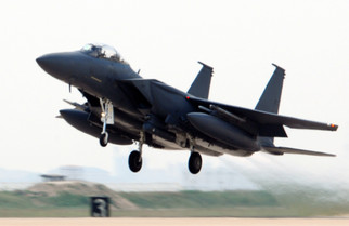 F-15K_ROKAF_takes_off_from_Kunsan_AB_200