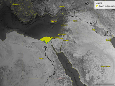 Why Egypt is Geopolitically Cursed