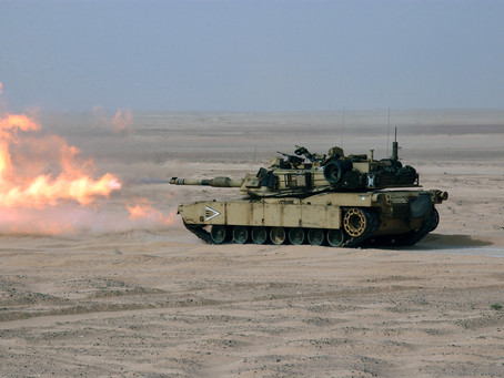 Tanks are not obsolete. Here's why.