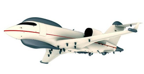 Turkey is receiving a Challenger 605 today, it will be upgraded as part of the MULTI-INT project.