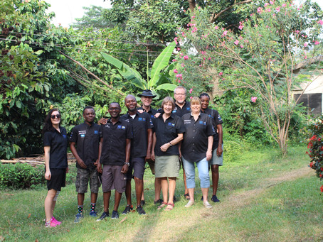 Två veckors äventyr i Ghana