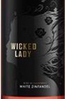 Wicked Lady White Zinfandel, California 75cl