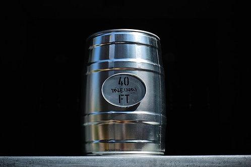 40FT Brewery MINI KEG 5L - PALE   4.1%
