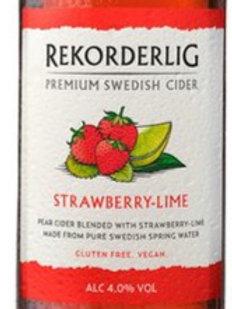Rekorderlig Strawberry & Lime Cider