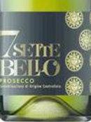 Sette Bello Prosecco D.O.C. 75cl