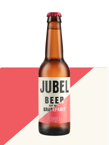 Jubel Beer cut with Grapefruit