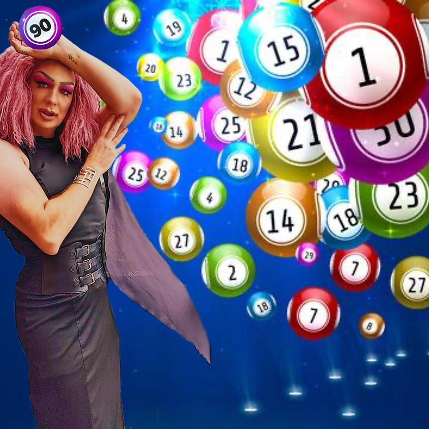 Sunday Queenie Bingo