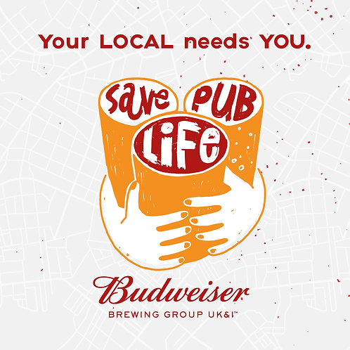 SavePubLife voucher - double support for the Pub!