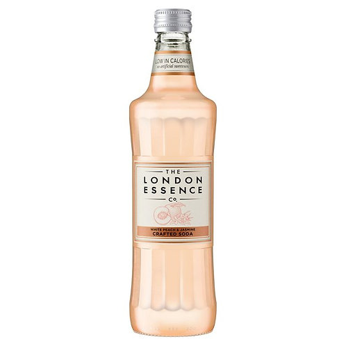 London Essence White Peach & Jasmine, 200ml