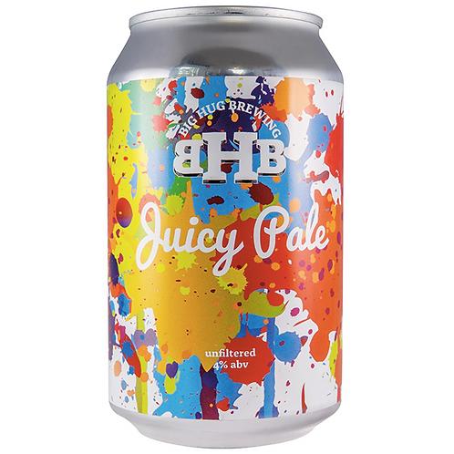 Big Hug Juicy Pale Ale 4%abv 330ml can