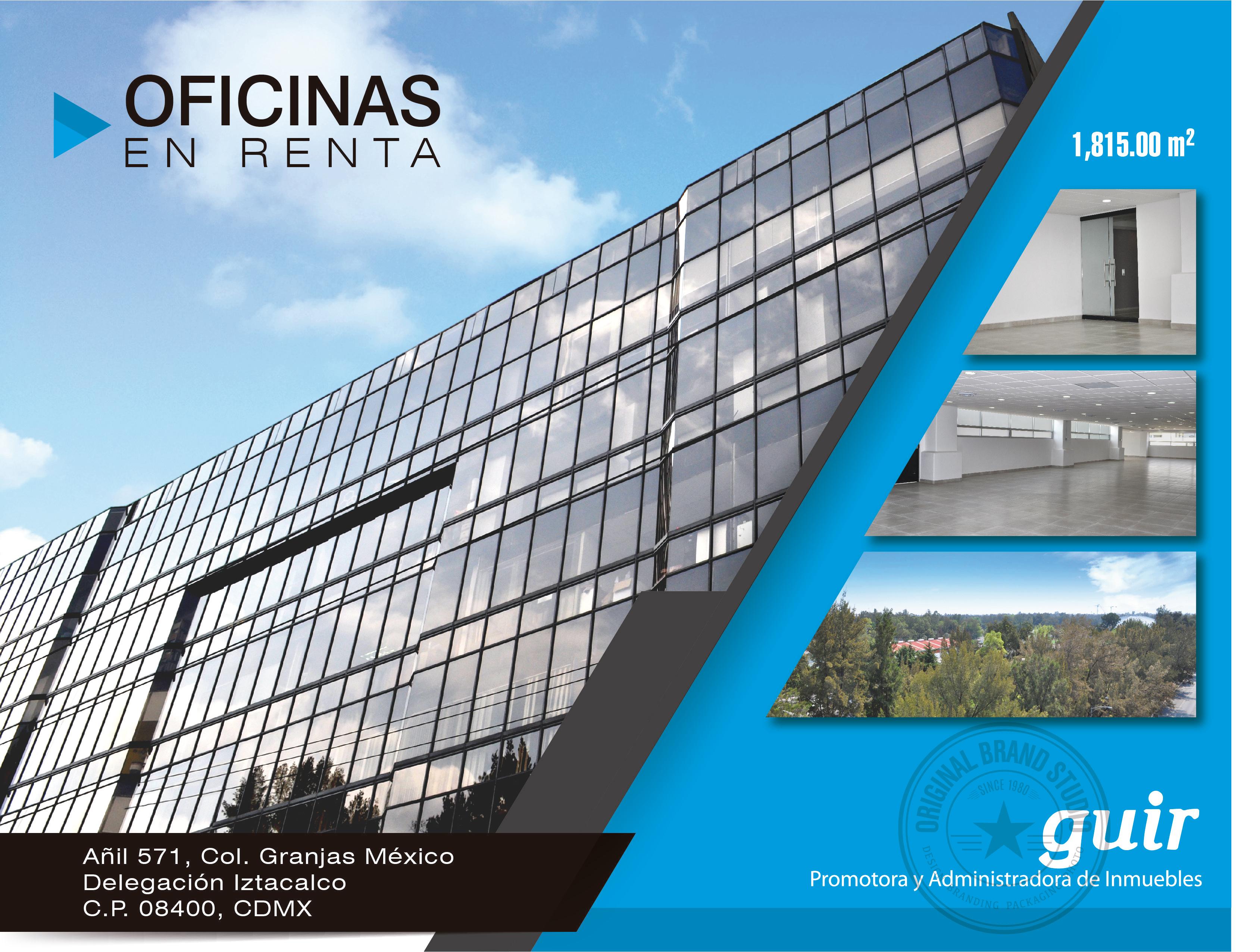 Flyer Inmobiliaria Guir
