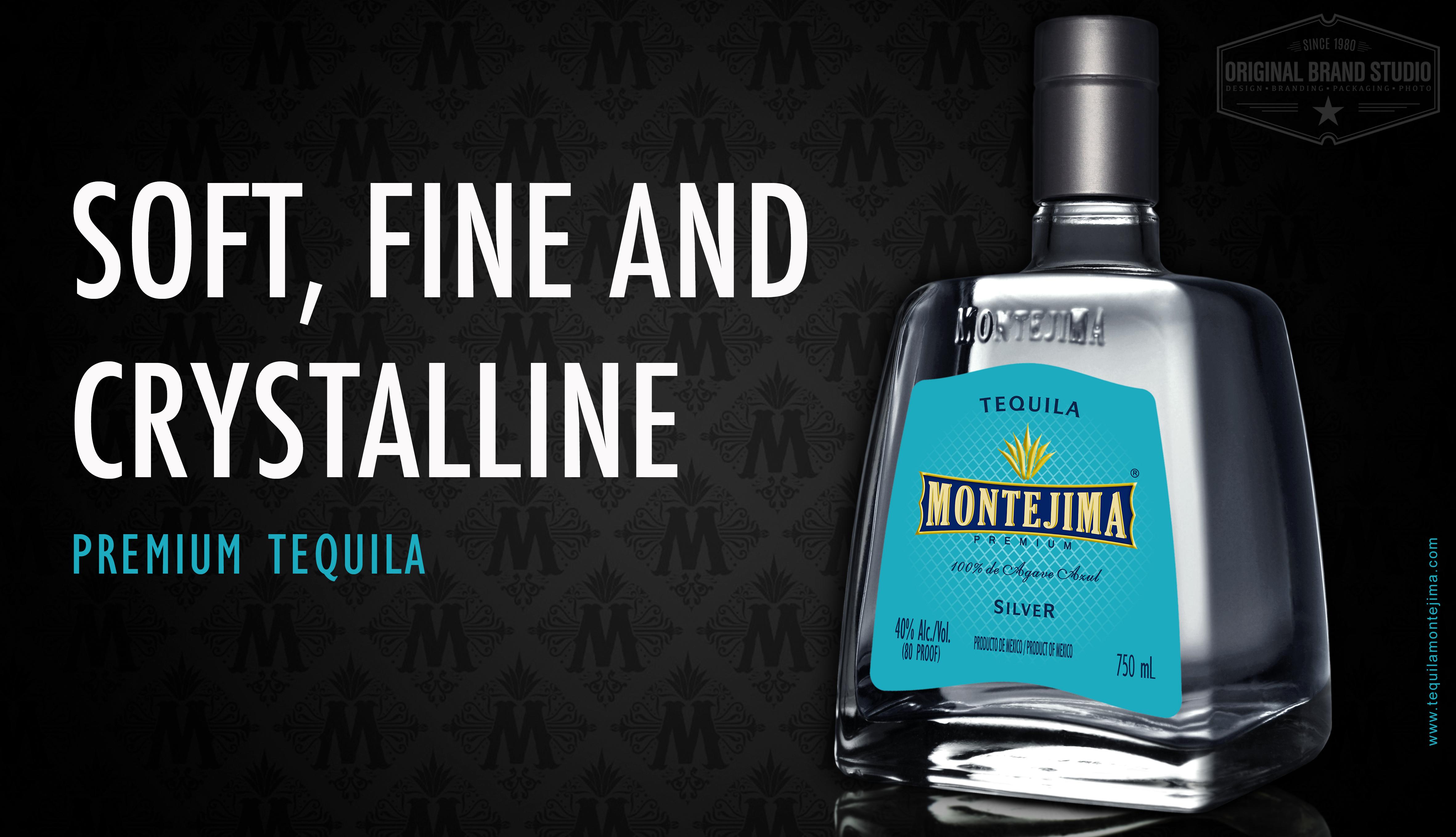 Spot Tequila Montejima Premium