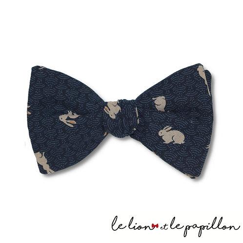 Noeud papillon Lapin