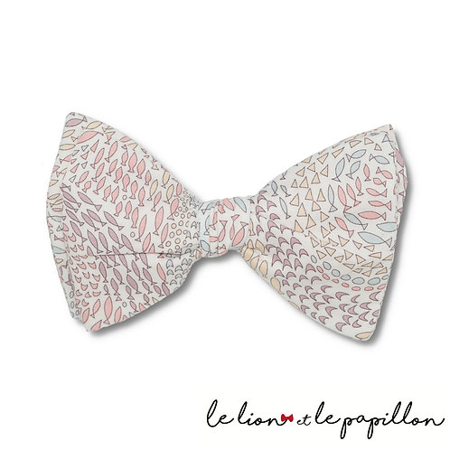 Noeud papillon Liberty Shoal C pastel