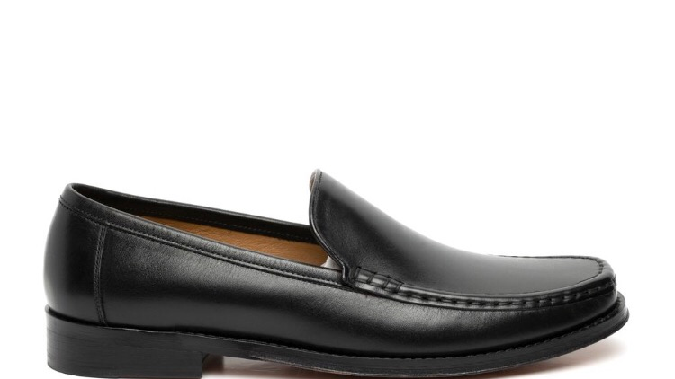 2413 CLASSIC LOAFER BLACK
