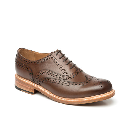 dfecd9c719a WILLIAM W034 COUNTRY BROGUE CHOCOLATE | Chapman & Moore