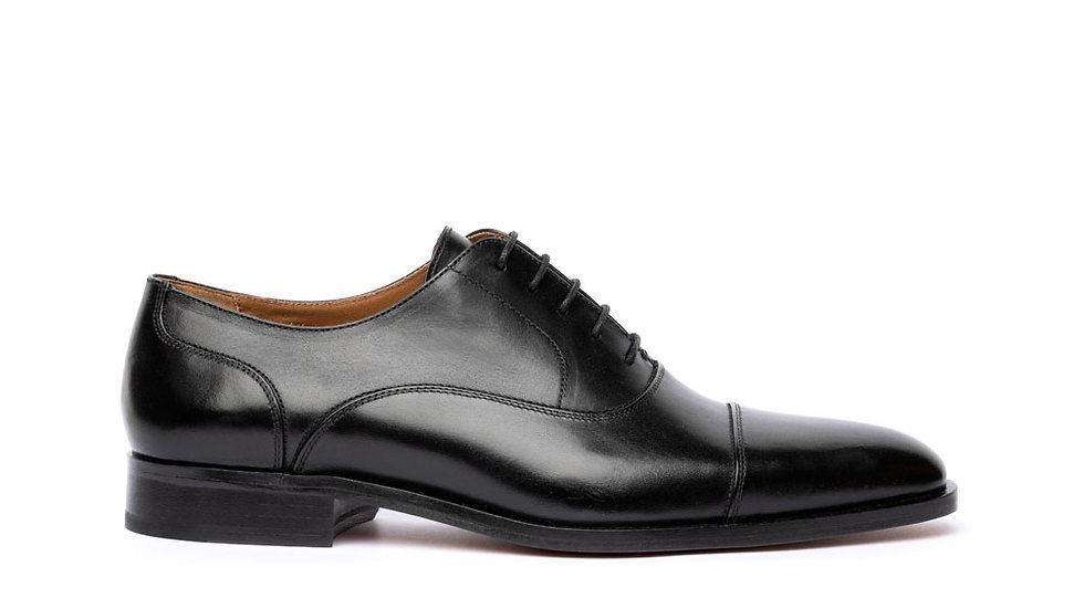 2319 CAPPED OXFORD BLACK