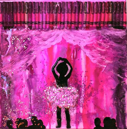 Little Dancer by Carol Marasco Hamilton