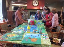 Seniors Art Parties!