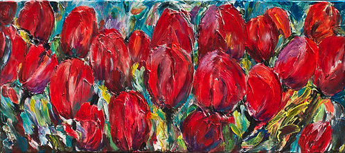 Tulip Patch - SOLD-