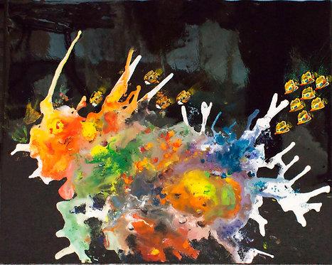 Coral Reef by Carol Marasco Hamilton